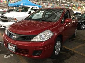 Nissan Tiida Custom Std 6 Vel 2012