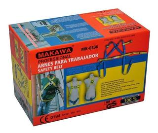Arnes De Seguridad Makawa Mk-0336