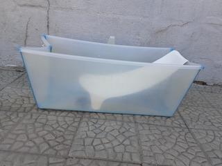 Baño Plegable Stokke Y Soporte