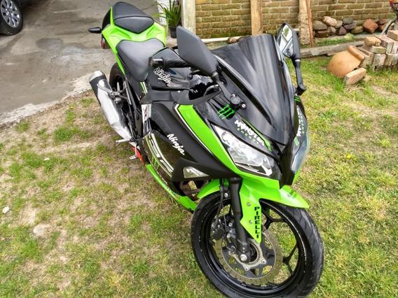 Kawasaki 300cc C/abs. 2014