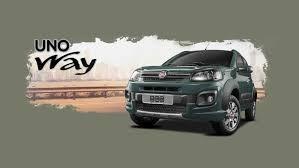 Fiat Uno Way 1.4 Extra Full 2016