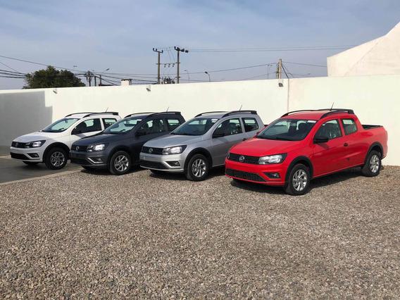 Volkswagen Saveiro D/c Todos Los Colores, Entrego Hoy!!!