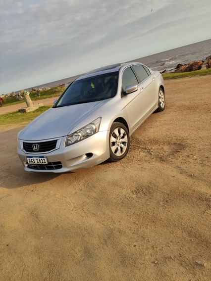 Honda Accord 2.4 Ex-l At G8 2009