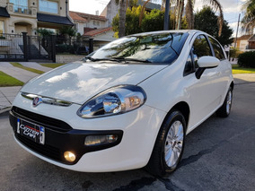 Fiat Punto 1.4 Attractive Pack Top Uconnect 2016 $280000