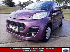 Amaya Peugeot 107 Full Excelente Estado 2013 Muy Equipado!!!