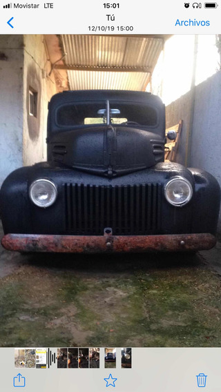 Ford 47 Pick Up V8