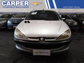 Peugeot 206 Xr 2001 Buen Estado ¡oferta!
