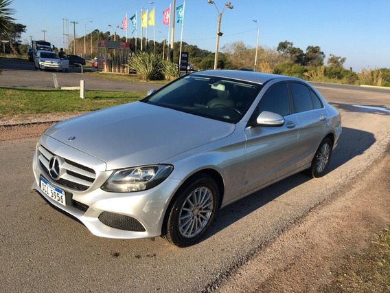 Auto Mercedes Benz 2015 C180 Blueefficiency