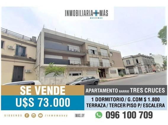 Apartamento Venta Montevideo Tres Cruces Imas.uy A