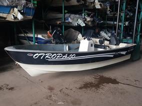 Traker Naval Center 520 Con Suzuky 40hp 2t Poco Uso 2011