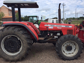 Massey Ferguson 283 4x4