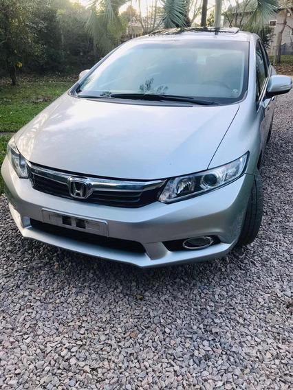 Honda Civic 1.8 Exs Mt 140cv 2012