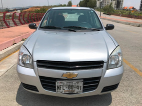 Chevrolet Chevy 5 Puertas 2010 Estandar A/a D/h (is)