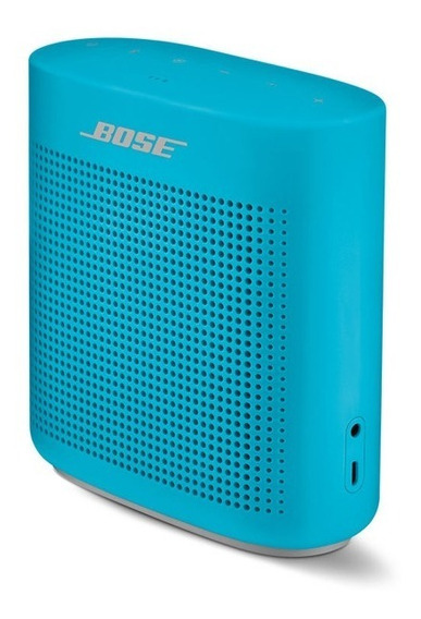 Parlante Bose Soundlink Colour 2 Bluetooth Portátil Celeste