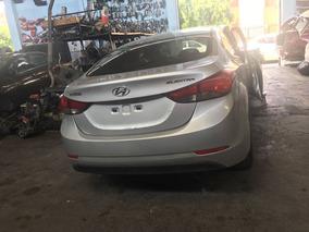 Hyundai Elantra 2015 1.8l Por Partes De Aseguradora Desarme