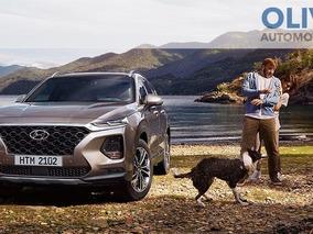 Hyundai All New Santa Fe 2019 2.4 Y 3.5 Desde Usd 59.990!!