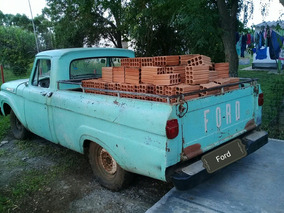 Ford F-100 58