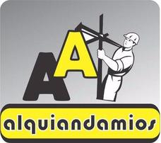 Alquiler Andamios Y Accesorios La Semana Hoy Lo Tenes