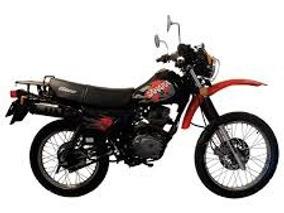 Moto Winner Sahara 125 Nueva
