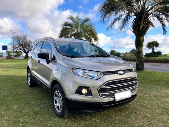 Ford Ecosport Unico Dueño Impecable Permuto Financio Directo