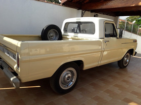 Ford F100 2.3 Ohc - Original