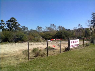 Alquilo Terreno Lindero Al Parque Agroalimentario.