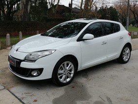 Renault Megane Iii Extrafull Unico Dueño (( Gl Motors ))