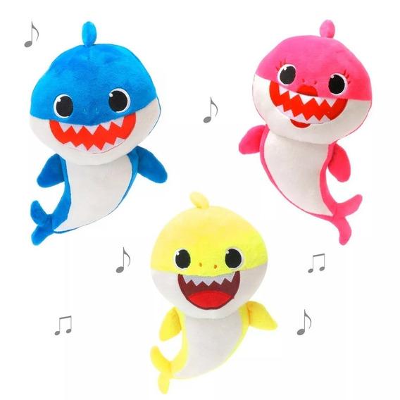 Peluche Musical Baby Shark - Hakunna Shopp