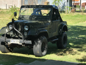 Jeep Cj 5 Mu Mu 50 Año 80