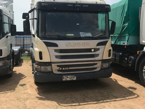 Scania P410 6x2t