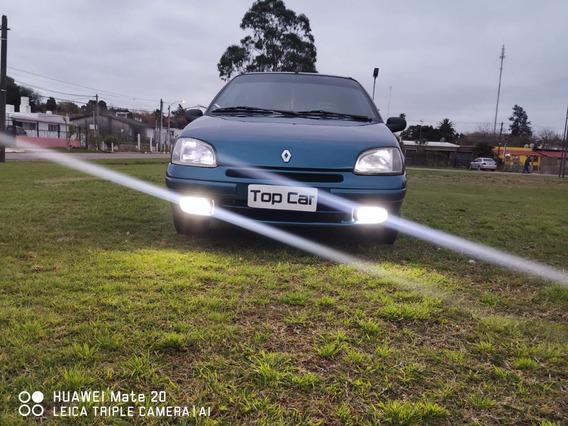 Renault Clio 1.6 Topcar U$s 2500 Y Cuotas En $$