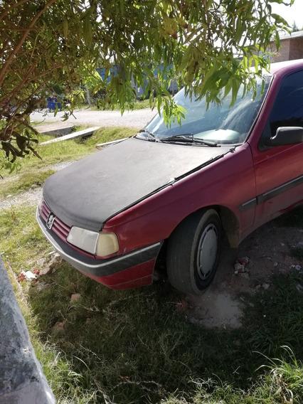 Peugeot 40-5 Gr Sedan