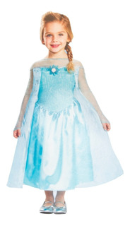 Vestido Frozen Elsa Disfraces En Mercado Libre Uruguay