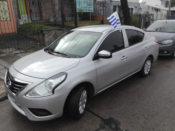 Nissan Versa Sense Sedan Full 1.6 Cc¡¡ Año 2018 ¡¡impecable¡