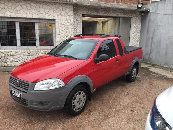 Fiat Strada Working Cab. Extendida Divina! Permuto Financio