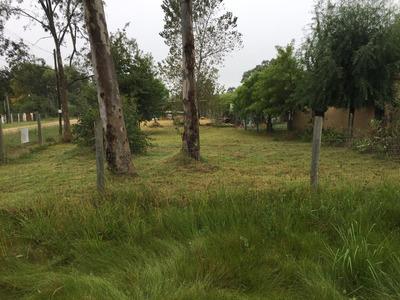Venta De Terreno En Esquina En Las Toscas Sur