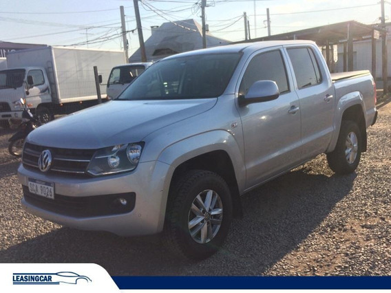 Volkswagen Amarok Doble Cabina 2015 Impecable!