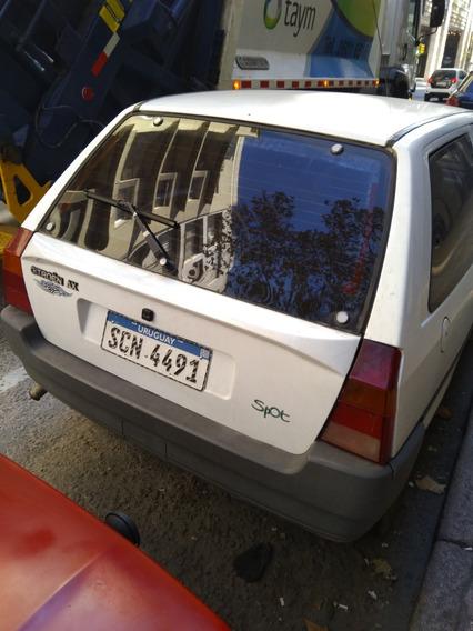 Citroën Ax Modelo Spot 1100cc