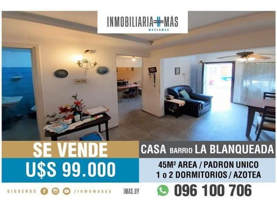Casa Venta Buceo Montevideo Inmobiliaria Mas R