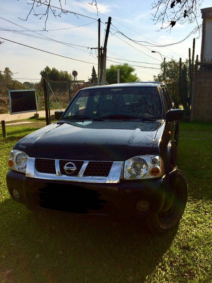 Nissan Frontier 2.4 Le 4x4 Mt 2013