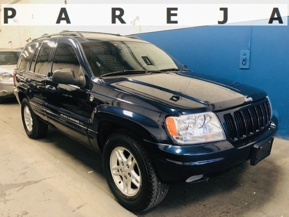 Jeep Grand Cherokee 4.7 Limited Premium 4x4 Trail Rated
