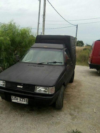 Fiat Fiorino 1.3 D 1993