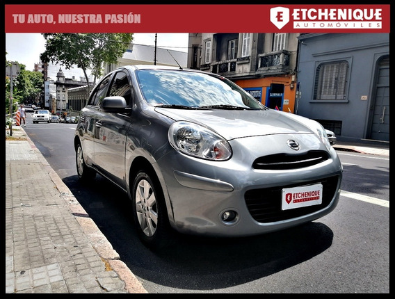 Nissan March 1.6 Automático Extra Full Impecable-etchenique.