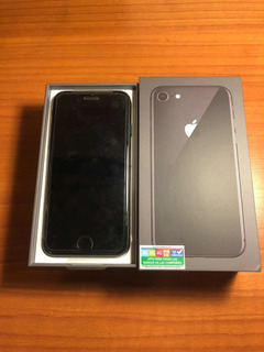 iPhone 8 64gb Negro + Auriculares + 3 Protectores De Regalo