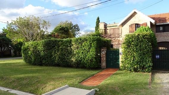 Alquilo Casa Barra De Carrasco 3 Dorm, 3 Baños Gges Losa