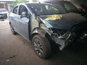 Chevrolet Prisma 1.4 Ltz 98cv Chocado