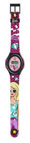 Barbie Reloj Digital Bbrj6 Tienda Oficial Mabenir