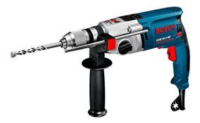 Taladro Percutor 1/2 800w 2 Vel Gsb 20 2 Bosch