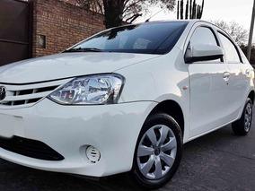 Toyota Etios Xs 1.5 2014 Excelente! Nuevo! Original!