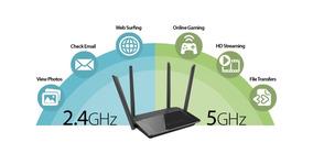 Router D-link Dir-859/lla-dual Band- 200m2- Repetidor